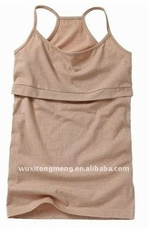Summer sling style breastfeeding nursing wear for mum