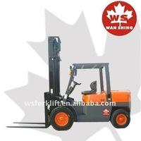 5Ton Diesel forklift truck like heli forklift of china