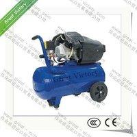 Oil less direct drive portable air compressor 4hp 50L