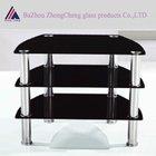 glass tv unit design furniture