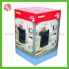2011 gable carrier corrugate box for gift wine packaging