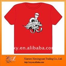 Popular Logo Design Printed On The Music T Shirt