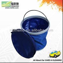 folded bucket ,car wash bucket ,fish bucket