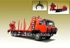 Vehicle for Transporting Original Wood