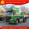 man truck trailer HOWO tractor