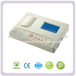 Digital three channel ECG machine 3 channel