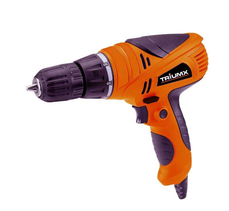 Electric drill torque control ltd