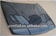 auto carbon fiber/pu/frp parts/body kit/hood/bonnet for bmw e34 m3
