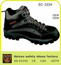 steel toe guangzhou shoe manufacturer (SC-2224)