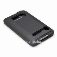 Mobile phone accessories phone case Rubber Silicone case for HTC EVO 4G