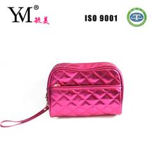 2011 beauty modern ladies cosmetic bags fabric folding