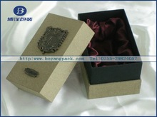 paper tea box packing of high quality