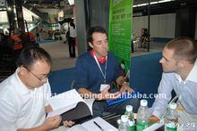 Russian interpreter for Uzbekistan in China