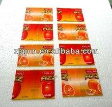 PVC Shrink Labels for Carbonated Drinks