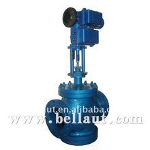 4-20mA electric stem,air,water control valve