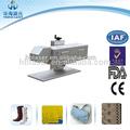 10w co2 marcação a laser/gravura/máquina de impressão de couro/plástico
