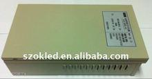 IP44 rainproof 250w LED driver power supply