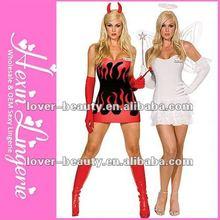 Sexy Devil and Fairy Costume
