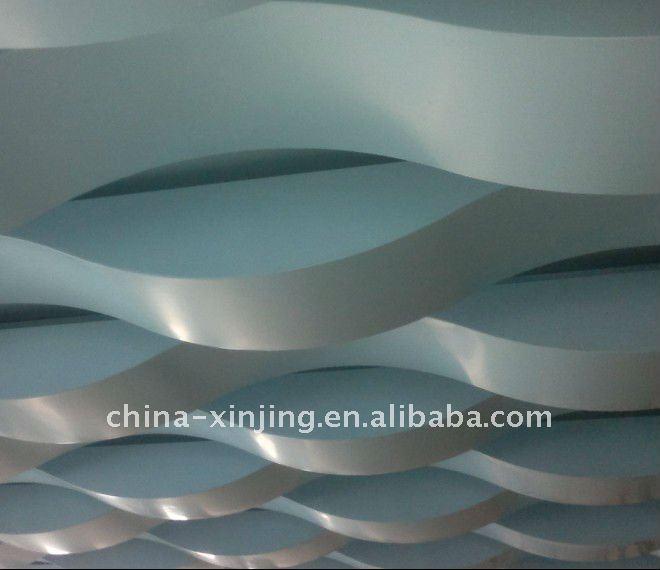 Prix des volets en aluminum sheet