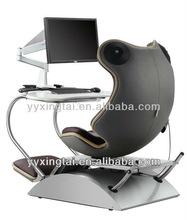 2014 adjustable leather relax chair