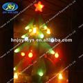 arbre de Noël gonflable avec la lampe