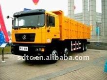 Man technology with steyr engine Dump truck
