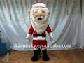santa claus navidad traje de dibujos animados