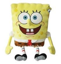soft plush sponge bob