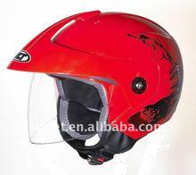 half helmet DOT ECE CE knight helmet