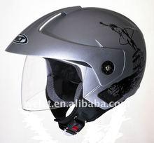 half helmet carbon fiber half helmet