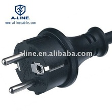 VDE Approved Waterproof Power Cord