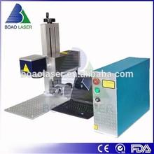Gold /Jewellery laser marking /engraving machine 10W 20W