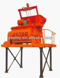 JS750 automatic concrete mixer for sale