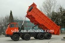 SINO 8X4 heavy duty dump truck