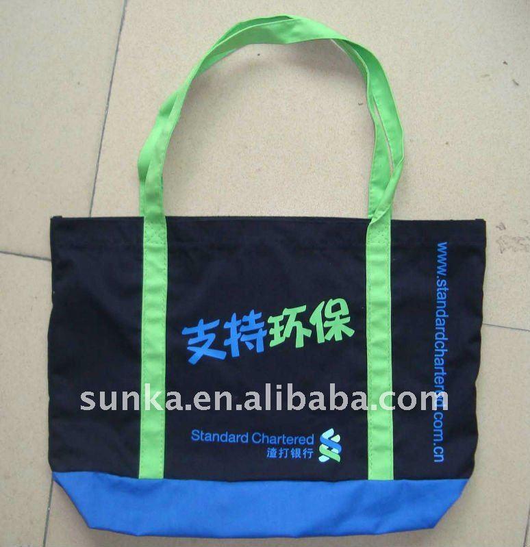 Personalized Cotton Canvas Tote Bags (SJ-C-042)