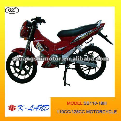 classical street bike SS110-18III motorcycle
