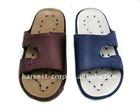 2011 new design for men EVA beach slippers footwear