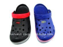 2011 new design women EVA garden clogs shoes sandals