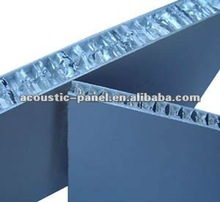 2012 New excellent soundproof material-------- Honeycomb aluminum soundproof panel