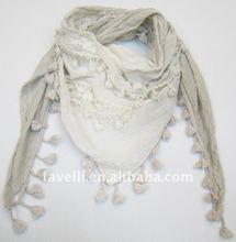 2012 New Fashion Cotton Spring Scarf