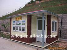 Beautiful prefab unit house for living,guard house