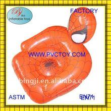 Hot Fashionable plastic pvc air inflatable Sofa