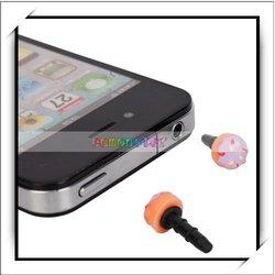 Wholesale! Headphone Anti Dust Mini Ear Cap For iPhone