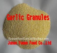 Dehydrated garlic granules 2012 CROP
