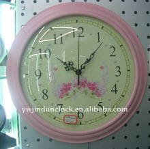 Spring mini Alarm wall clock