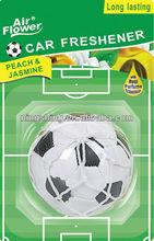 Hanging Football Car Air Freshener