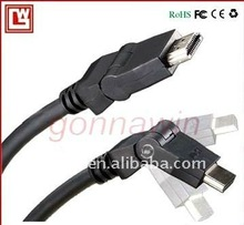 180degree HDMI CABLE support 3D PS3 Xbox 1080p