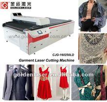 Fashion Garment Laser Cutting Machine