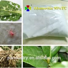 Biological pesticide 95%TC Abamectin suppliers