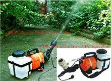 electric powered garden portable atomizing sprayer factory